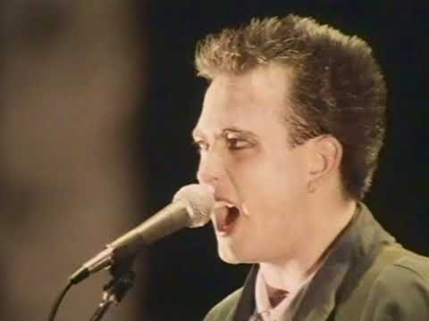 THE CURE : Push (live 1986) HD
