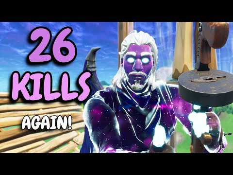 ANOTHER 26 KILLS | Solo Squad Master!