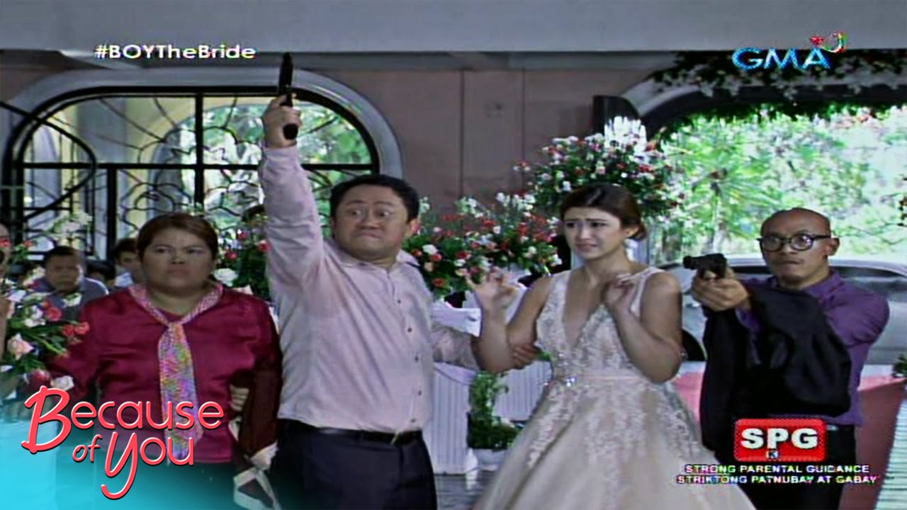 Because of You: The wedding disaster