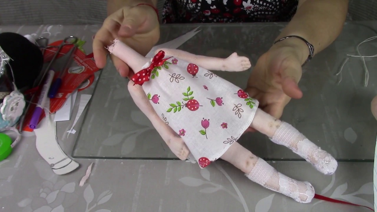 Реклама кукол своими руками 62