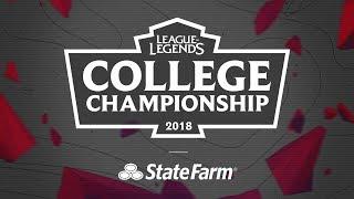 2018 League of Legends College Championship
