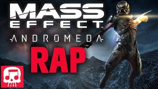 "MASS EFFECT ANDROMEDA RAP by JT Music - ""Feels Like Home"""