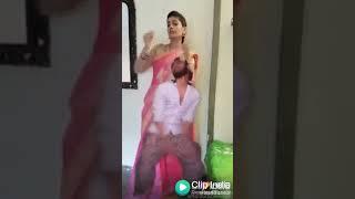 girl and boy hot dancing video