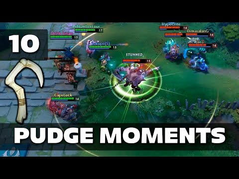Dota 2 Pudge Moments Ep. 10