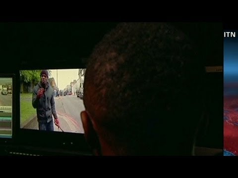 Man who taped London suspect speaks out