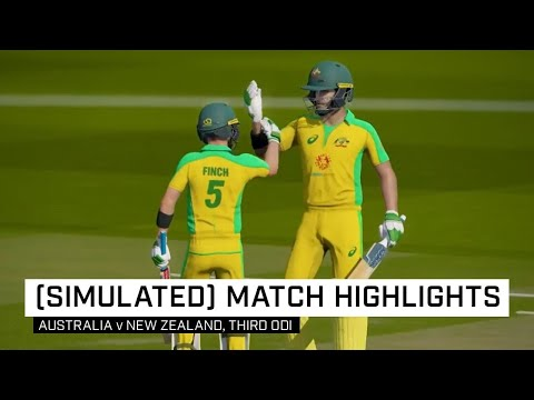 All-time classic encounter in (simulated) ODI decider | Cricket 19 | Big Ant Studios