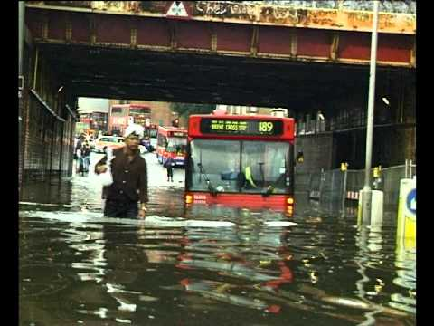 THE GREAT FLOOD OF CRICKLEWOOD
