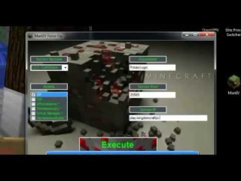 Minecraft Force Op 1 7 5  Vanilla Bukkit  download minecraft force op 1.7.5
