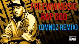 download lagu Eminem - Rap God Free Download Dmndz Remix gratis