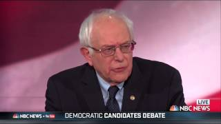 Sanders Calls Out Hillary Clinton For Speaking Fees