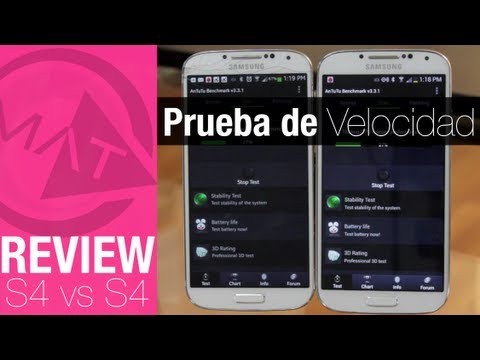 Review    Samsung S4 vs S4