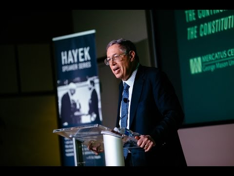 Richard Epstein | The Continuing Relevance of Hayek's The Constitution of Liberty