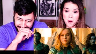 CAPTAIN MARVEL | Special Look | Reaction!