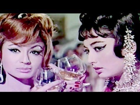 Kaise Rahun Chup - Sadhana Lata Mangeshkar Inteqam Song