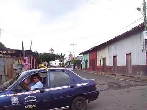 las famosas 7 esquinas de Masaya, Nicaragua
