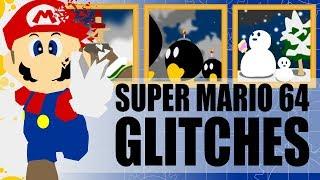 Glitches, Skips and Broken Stuff in Super Mario 64.