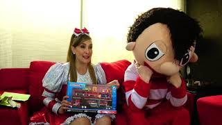 Beto y Miguelita no quieren sus regalos - El Show de Bely y Beto