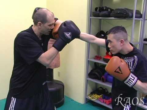 Kickboxing Training - Blocks & Clinches Image 1