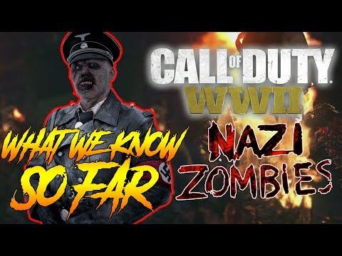 CoD: World War II NAZI ZOMBIES | Trailer Breakdown | What We Know So Far