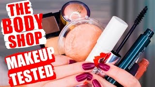 THE BODY SHOP MAKEUP | Tested