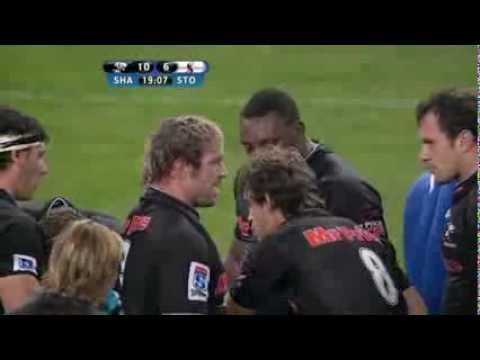 Beast's unbelievable lift vs Stormers | Super Rugby Video Highlights 2012