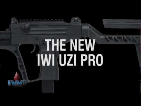THE NEW IWI UZI PRO