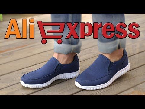 Кто покупал обувь в алиэкспресс