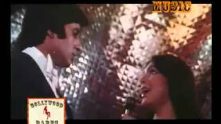 YouTube  Parveen Babi   Song from Shaan
