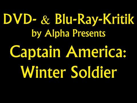 """Captain America: Winter Soldier"" (2014) // Chris Evans, Scarlett Johansson (non HD-Review)"