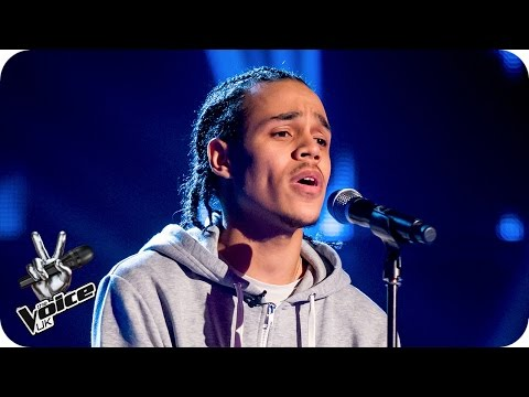 Kagan performs 'Take A Bow' - The Voice UK 2016: Blind Auditions 5