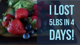My Keto Diet Experience | I Tried the Ketogenic Lifestyle for One Week |  I LOST 5LBS IN 4 DAYS