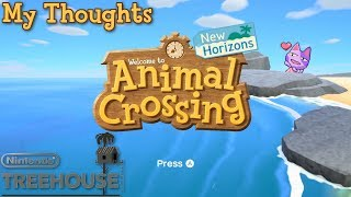 Animal Crossing New Horizons TreeHouse Presentation - My Thoughts!