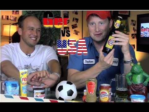 Awesome German Products - Germany vs USA