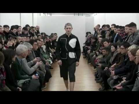 Comme des Garons SHIRT Fall/Winter 2013 2014 Full Fashion Show.
