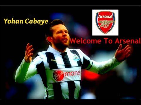 Yohan Cabaye | Welcome To Arsenal