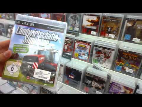 Durch die Stadt gehen + Spiele kaufen :D   Vlog