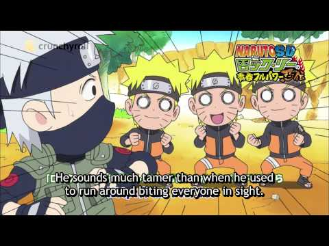 Rock Lee &amp; His Ninja Pals Episode 23 Trailer