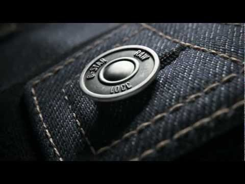 G-Star Denim video at Very.co.uk - the Art of Raw