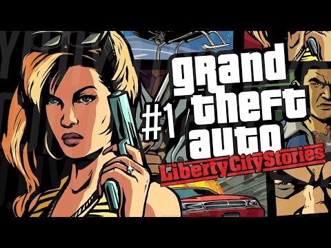#1 Zagrajmy w GTA Liberty City Stories PL w HD 1080p