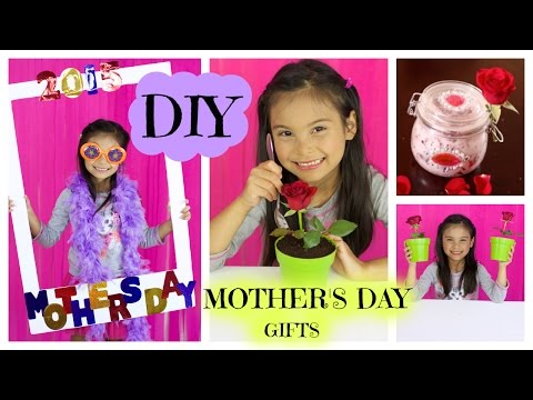 DIY MOTHER'S DAY GIFT IDEAS | QUICK & EASY | TIANA HEARTS