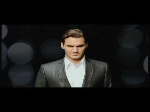 Roger Federer's Rolex Commercial for Wimbledon 2009