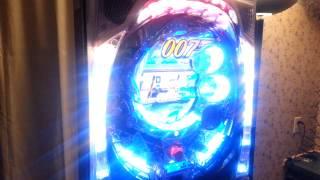 James Bond 007 pachinko machine