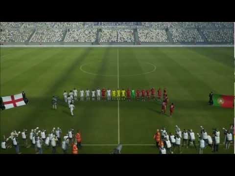 [HD] PES 2013 / Winning Eleven 2013 Demo Gameplay (XBOX360)