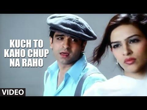 Kuch To Kaho Chup Na Raho - Abhijeet  Bhattacharya tere Bina video