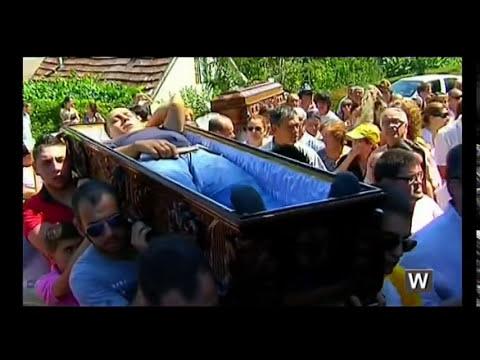 Romería de Ataúdes - Fiesta rarísima en Galicia