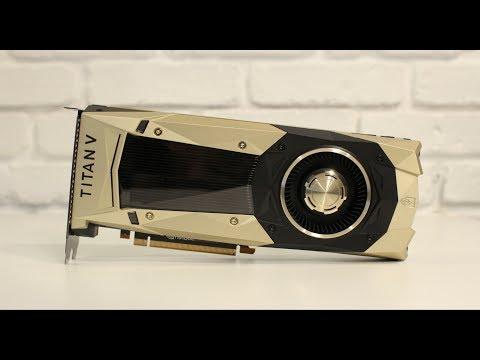 Review: NVIDIA Titan V, A Card for the Gaming Gods