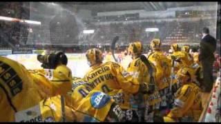 KalPan SM-liigajoukkueen pelimatka Helsinkiin 20.-21.1.2011, osa 8.