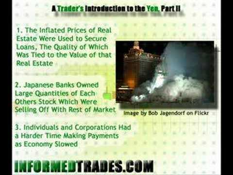 A Trader's Introduction to the Yen, Part II