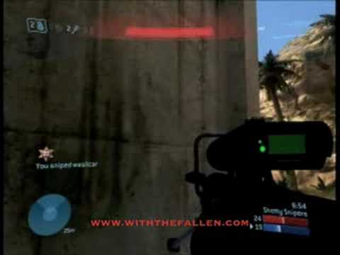 Sniper No-Scope Halo 3 Mini-Montage