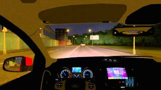 Ford Focus III ST City Car Driving (G27) BR
